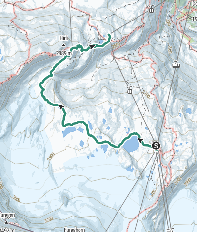 Map / Mountain Hike on August 30, 2019 at 14:14