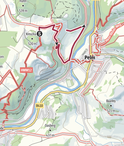 Map / Route planned at 6 sep. 2019 13:33:40