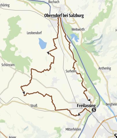 Karte / RCL-Kultur-Tour