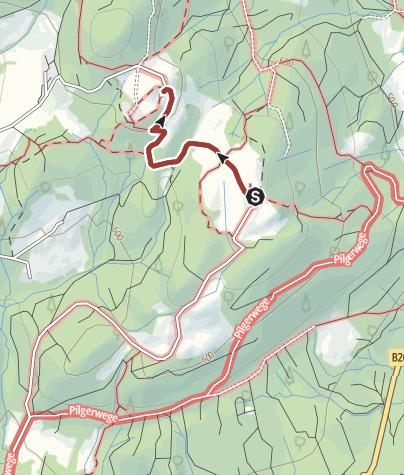 Map / Pidinger Bienenweg