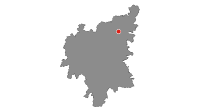 Karte / Schleifenroute DE Schweinfurt - Bad Neustadt a. d. Saale Etappe 112