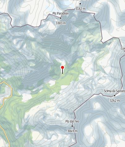 Map / Rif. Saoseo
