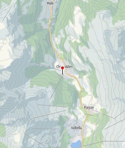 Karte / ****Camping Pradafenz