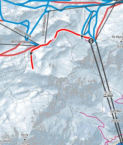 Map / Alp Trider Sattel – Salaas (W9)