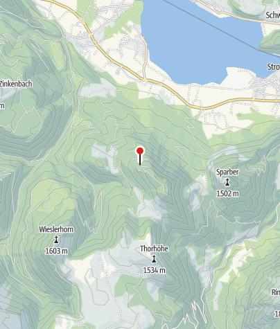 Karte / Bleckwandhütte 1340m