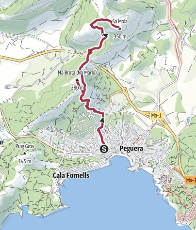 Kartta / Sa Mola
