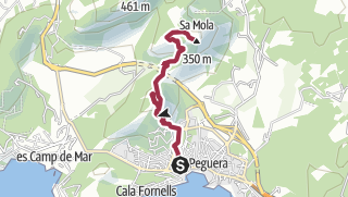 Mapa / Sa Mola