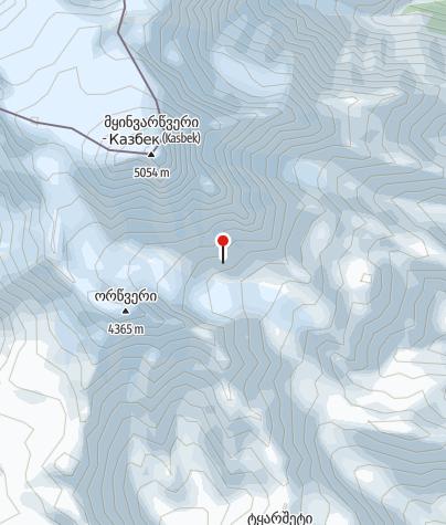 Karte / Bethlemi 3680m