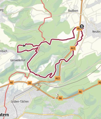 Map / 2019-09-01 Mehlinger Heide WFK