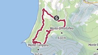 Karte / San Rocco Runde