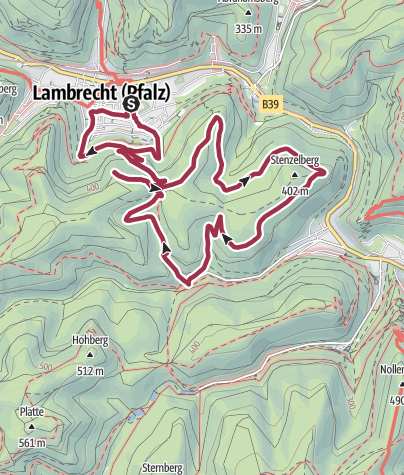 Map / 2019-11-09 RPW Martinsgans