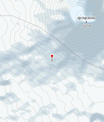 Karte / Green Camp 3220m