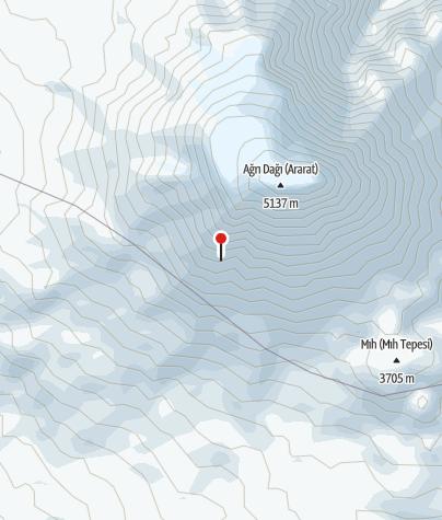 Karte / Askeri Camp 4130m