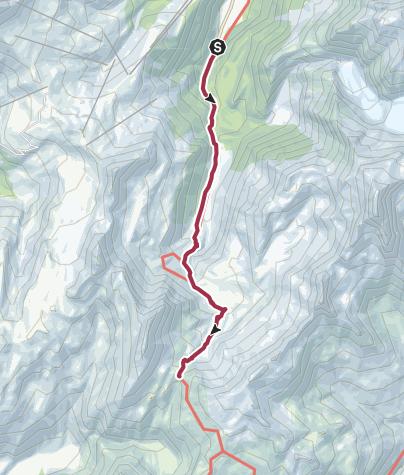 Mappa / TMB DAY 2