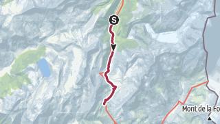 Mapa / TMB DAY 2