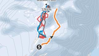 Map / De Pencier Bluffs