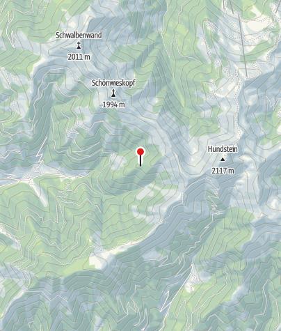 Karte / Stoffenalm