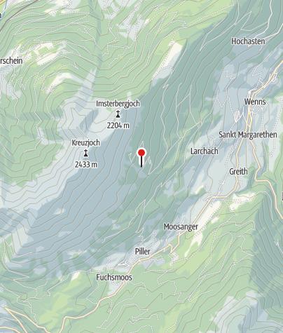 Map / Larcher Alm