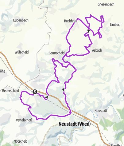 Karte / Marathon WHMS