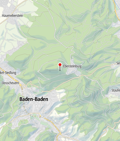 Karte / Untere Batterthütte