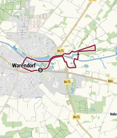 Map / B+H-2020-02-13: Warendorf - Dakmar