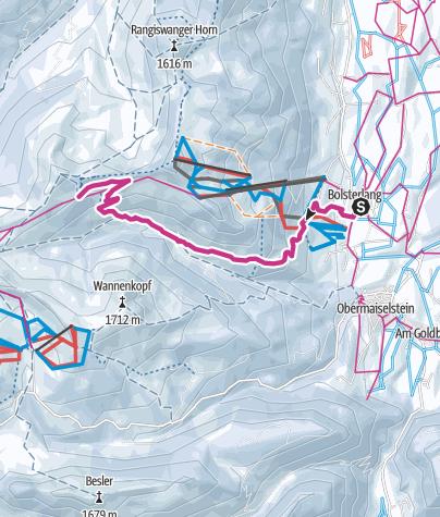 Map / Tourenplanung am 12.02.2020 18:25:18