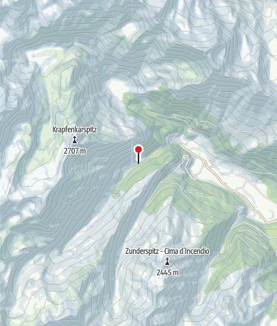 Karte / Stadlalm