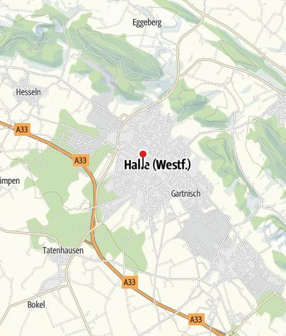 Map / Ferienwohnung Hofen