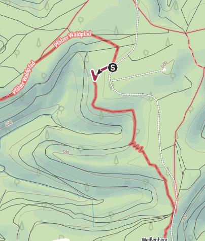 Map / Hortenkopf