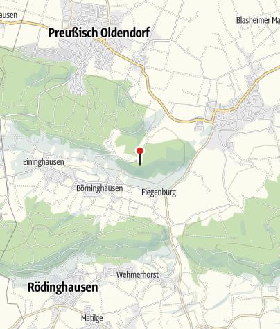 Karte / Burgruine Limberg