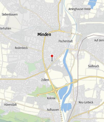 Kaart / Preußen-Museum, Minden