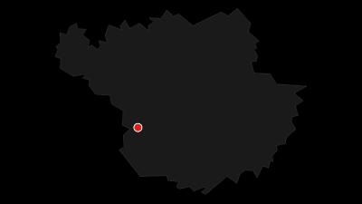 Karte / Schleifenroute DE Malchow - Mirow Etappe 137/2 Alternativroute
