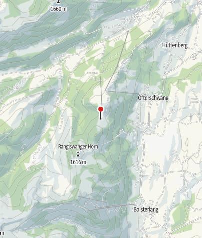 Map / Fahnengehren-Alpe