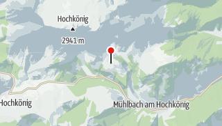 Karte / Berghütte