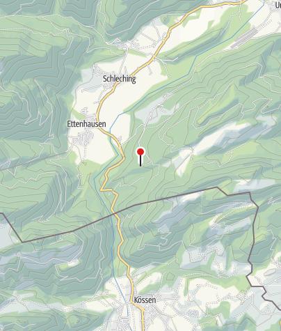 Karte / Berggasthof Streichen