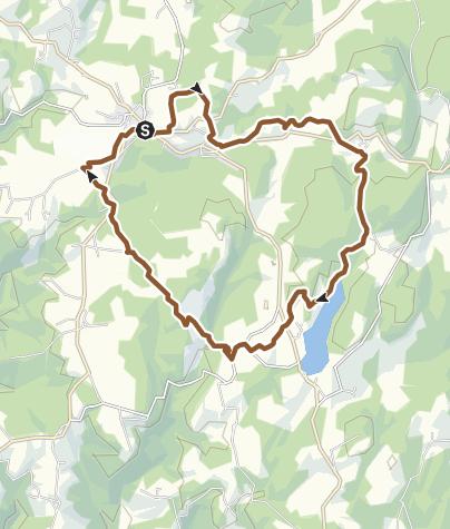Mapa / Circuit 22 - Meyrignac l'Eglise
