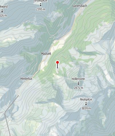 מפה / Grieralm