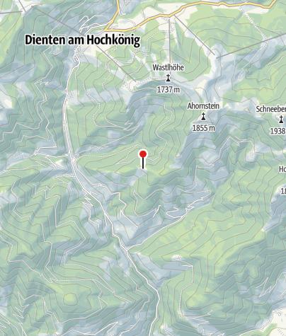 Karte / Huberalm