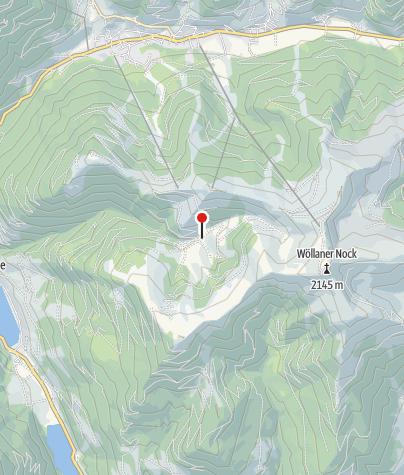 Karte / Wegerhütte