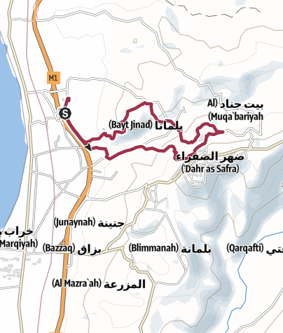地图 / Aufzeichnung am 08.04.2020 8:16:28 vorm.