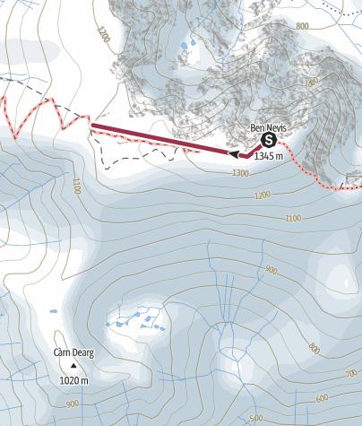 Map / BenNevisOff