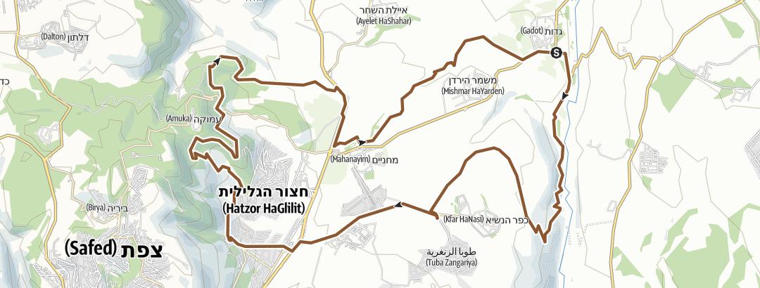 מפה / Track 12/10/12 07:42