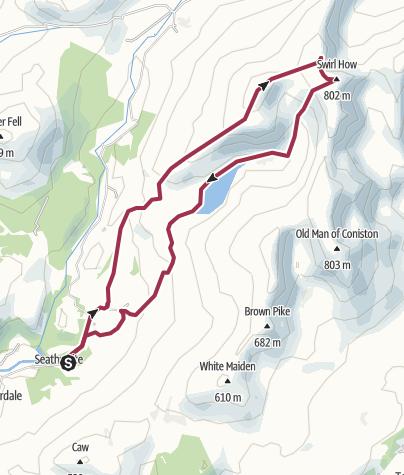 Map / Grey Friar 26 Oct 2012 11:28:10