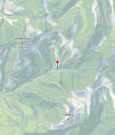 Karte / St. Koloman: Grundbichlalm