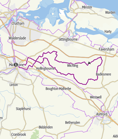 Map / Maidstone East 1