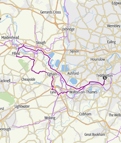 Map / CTC Richmond Dorney