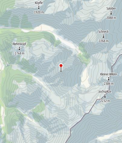 Map / Höfats (2258 m)