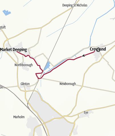 Map / 39: Crowland