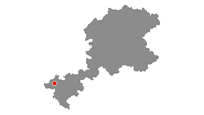 Karte / Schleifenroute DE Bad Ems - Limburg Etappe 40