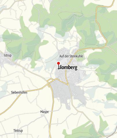 Kaart / Neue Torstrße (vroegere Neues Tor)